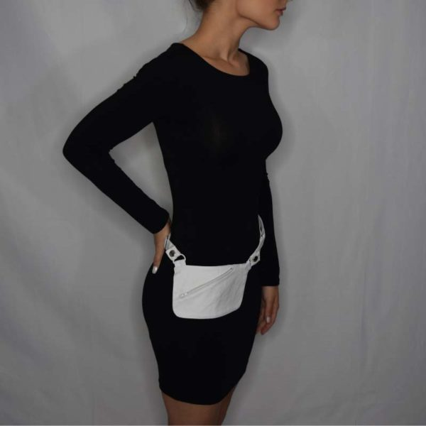 Cell phone Belt, fanny pack, wearable cell phone pocket, holder for cell phones