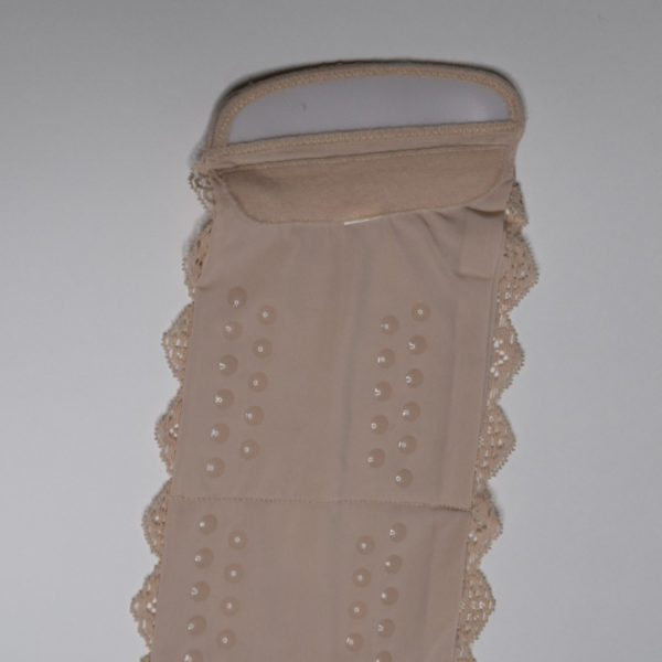 thigh band with pockets, garter with pockets