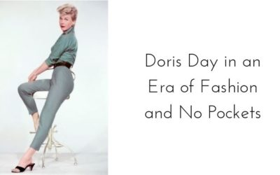Doris Day in an Era of Slim Fashion and No Pockets